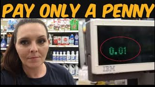 Tips for Penny Shopping In Store at Dollar General