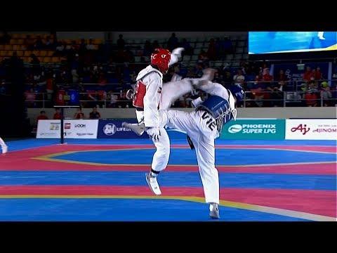 [Sport5]  Philippines vs Vietnam | Taekwondo M -68kg Semifinal | 2019 SEA Games