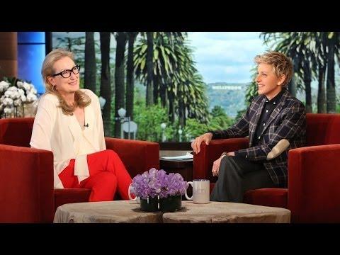 Meryl Streep u Ellen DeGeneres