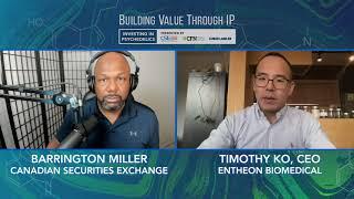 Introducing Timothy Ko and Entheon Biomedical (CSE:ENBI)