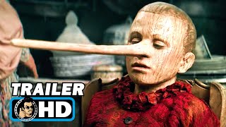 PINOCCHIO Trailer (2020) Fantasy Movie HD