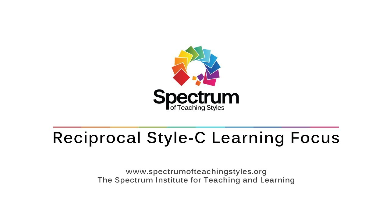 Reciprocal Style-C Learning Focus's thumbnail