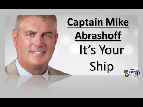 Sample video for Mike Abrashoff
