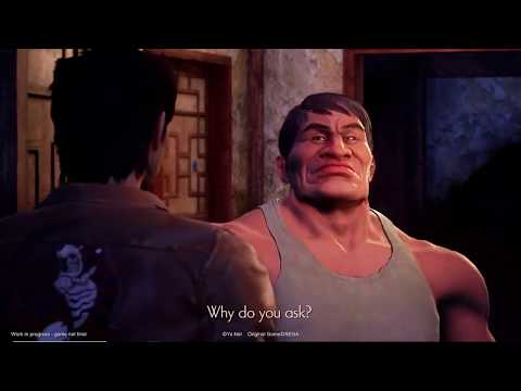 Shenmue 3 - Magic 2019 Gameplay Trailer