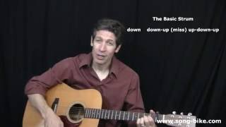 """Sunshine"" by Jonathan Edwards EASY GUITAR LESSON !"