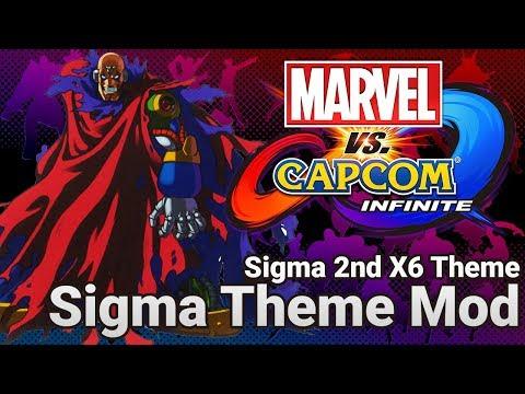 New Sigma theme :: Marvel vs  Capcom: Infinite General