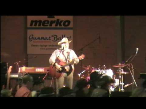 Copenhagen Blues - J. D. Haring Live (Americana)