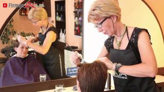 preview picture of video 'Friseur Frisiersalon Tomek Michael Terlitza in Wien - Friseursalon Wien-Döbling'