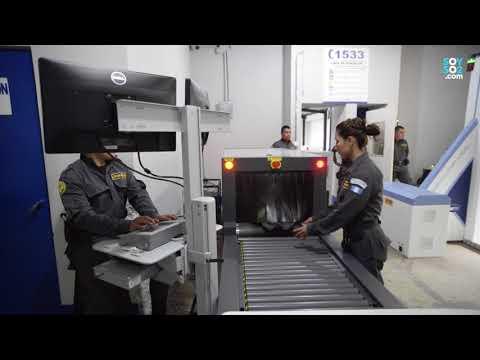 El Sistema Penitenciario cuenta con nuevos sistemas de inspección personales y de objetos