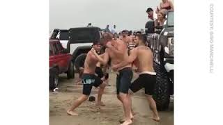 Anarchy at 'Go Topless Galveston'