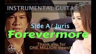 Side A/Juris - Forevermore Instrumental Guitar Karaoke Version Cover With Lyrics