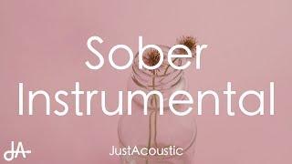 Sober   Mahalia (Acoustic Instrumental)