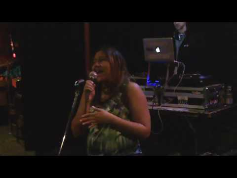 Marissa performs Fed Up Live