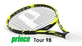 Prince Tour 98 Racquet video