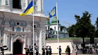 Комплект флагштока с горизонтальной перекладиной Баннер-Бар от FlagService Украина - видео 1