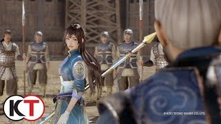 Dynasty Warriors 9 video