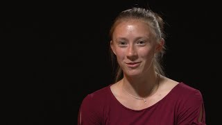 Sydney Sager: All-Area Girls' Lacrosse Player of the Year