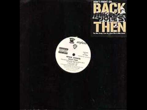 Back Then Instrumental - Mike Jones