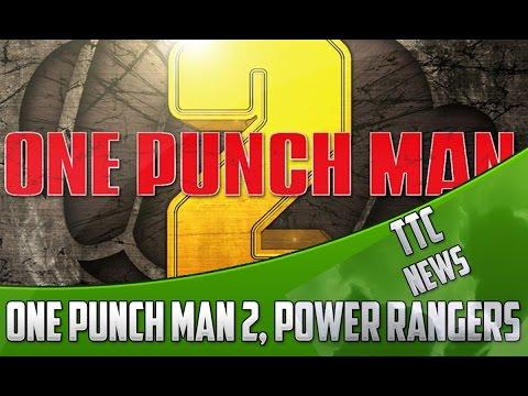 TTC News: One Punch Man 2, Battlefield 1, Power Rangers y más...
