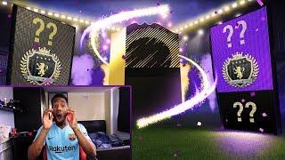 FIRST EVER ELITE REWARD PACK OPENING - FIFA 18 FUT CHAMPIONS REWARDS