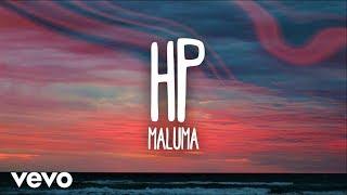 Maluma - HP (Letra Official).