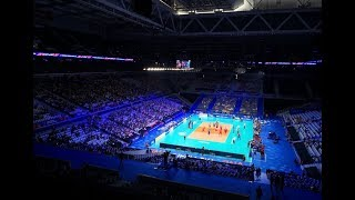 Volleyball Nations League Mens Final 2018   Lille