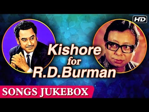 Download Best of KISHORE KUMAR And R.D.BURMAN | Romantic Love Songs | Evergreen Old Hindi Songs Collection HD Mp4 3GP Video and MP3