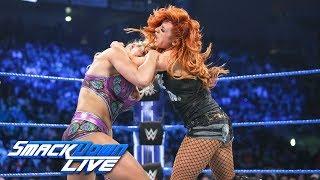 Notas de SmackDown LIVE: Lynch a retar a Asuka en Royal Rumble; Luchadores boricuas presente y más (