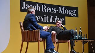 video: Jacob Rees-Mogg praises Nigel Farage as he urges Brexit Party supporters to return to Tory fold
