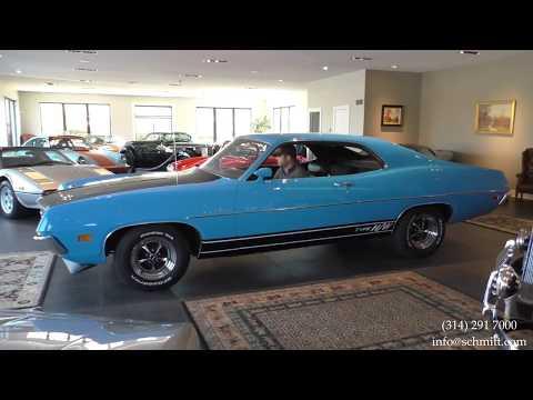 Video of Classic 1970 Torino located in Missouri - $59,900.00 Offered by Daniel Schmitt & Co. - MSON