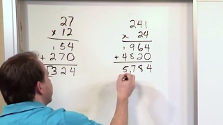 Lesson 10 - Word Problems Multiplying Whole Numbers (5th Grade Math)