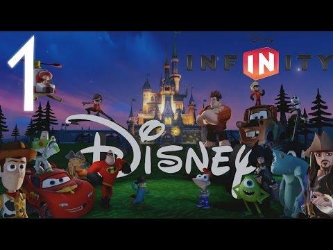 Прохождение Disney Infinity Часть 1 Пролог