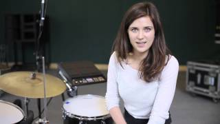 Roland BT-1 Bar Trigger Pad Overview with Sarah Jones (Hot Chip, Bat For Lashes)