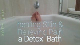 Detox Borax BakingSoda Bath 💚Kimber Lymie💚
