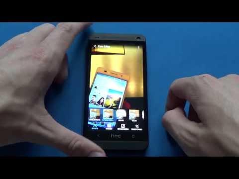 HTC One - Galerie // Alben