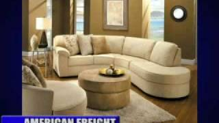 American Freight Furniture Affordable Living Room Furniture Sets