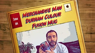 Merchandise Man Issue #4 Durham Colour Fusion Mug