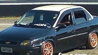 Corsa Classic Com Suspensão A Ar BANCOS De Couro E Rodas Aro 15 BBS