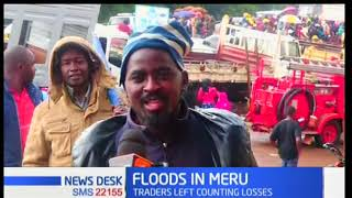 More Kenyans displaced as floods continue to wreak havoc in various parts of the country