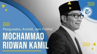 Profil Mochammad Ridwan Kamil - Pengusaha, Arsitek, dan Politisi