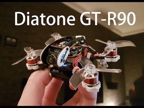 diatone-gtr90--supermarket-parking-spot--micro-fpv-drone--90mm