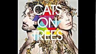 Cats on Trees - Flowers
