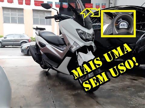 "Ph - ""SEM USO""! NMax 160 2017"