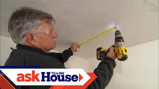 How To Hang Bikes In A Garage | Ask This Old House