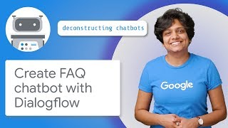 Create FAQ Chatbot with Dialogflow