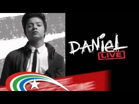 Daniel Live – A Birthday Concert at the Big Dome on April 30!