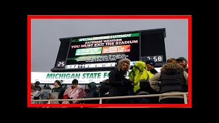 Breaking News | Penn state, michigan state resume game after weather delay