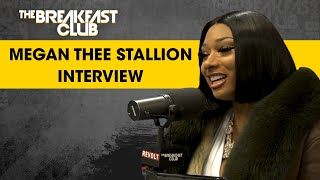 The Breakfast Club - Megan Thee Stallion Speaks On Label Lawsuit, Jay Prince, Her Mom's Inspiration + More