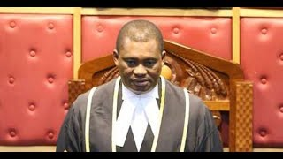 National Assembly speaker, Justin Muturi postpones debate on the parliamentary nominees to the PSC