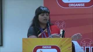 Hindu Youth Conference @WHC 2014_Pritika Sharma